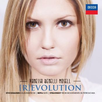 Cover Vanessa Benelli Mosell: [R]evolution