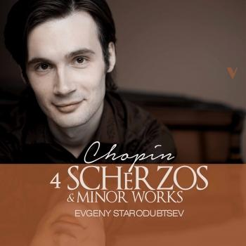 Cover Chopin: 4 Scherzos & Minor Works