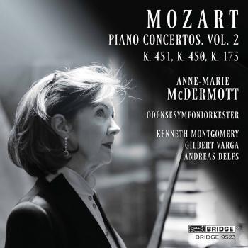 Cover Mozart: Piano Concertos, Vol. 2