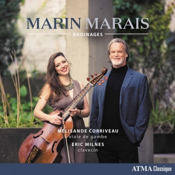 Cover Marais: Works for Viola da gamba & Harpsichord