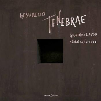 Cover Tenebrae