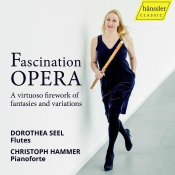 Cover Fascination Opera: A Virtuoso Firework of Fantasies & Variations