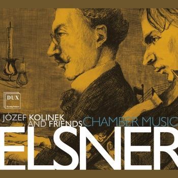Cover Elsner: Chamber Music