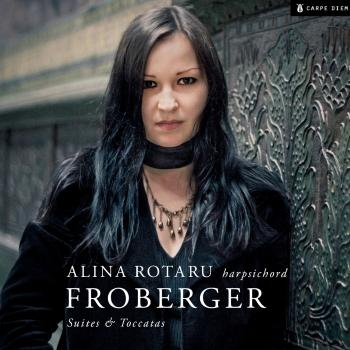 Cover Froberger Suite & Toccatas