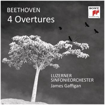 Cover Beethoven: 4 Ouvertüren / Overtures
