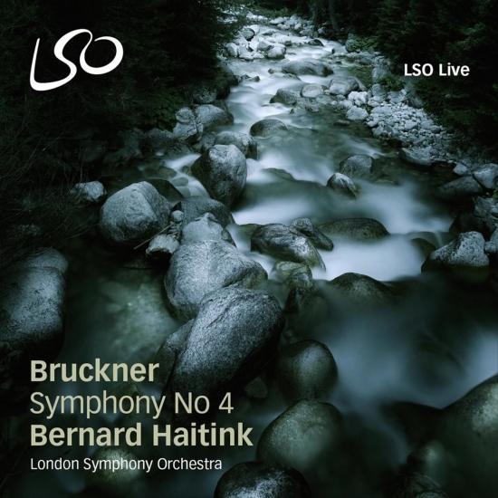 Cover Bruckner: Symphony No 4