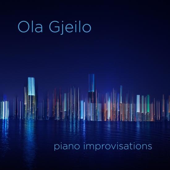Cover Piano Improvisations