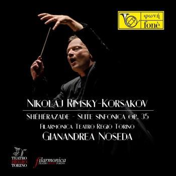 Cover Nikolaj Rimsky-Korsakov: Sheherazade Suite Sinfonica Op.35