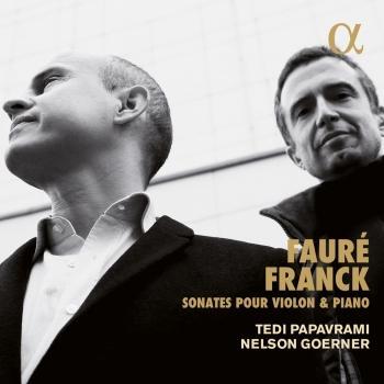Cover Franck & Fauré: Sonates pour violon et piano