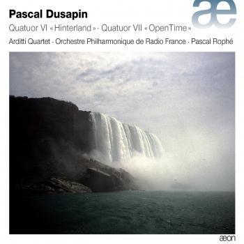Cover Pascal Dusapin: String Quartets Nos. 6 & 7