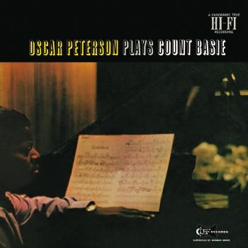 Cover Oscar Peterson Plays Count Basie (Remastered)