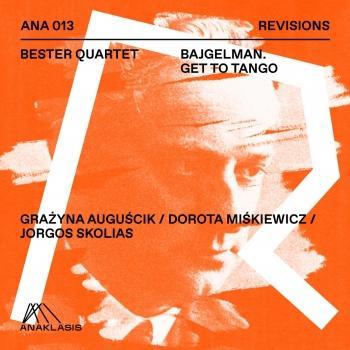 Cover Bajgelman. Get To Tango