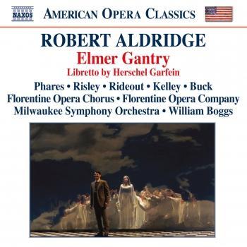 Cover Aldridge: Elmer Gantry