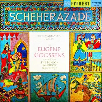 Cover Rimsky-Korsakov: Scheherazade (Transferred from the Original Everest Records Master Tapes)
