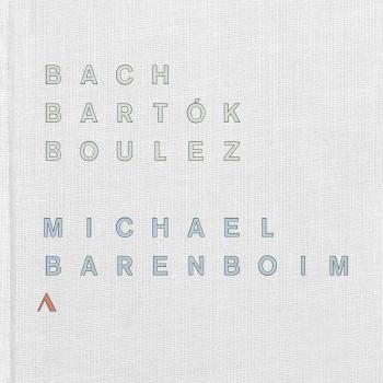 Cover Bach, Bartók, Boulez