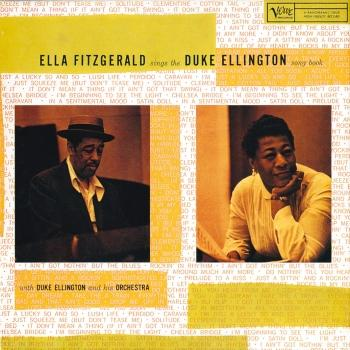 Cover Ella Fitzgerald Sings The Duke Ellington Song Book (Remastered - Mono)