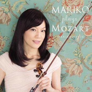 Cover Mariko Plays Mozart