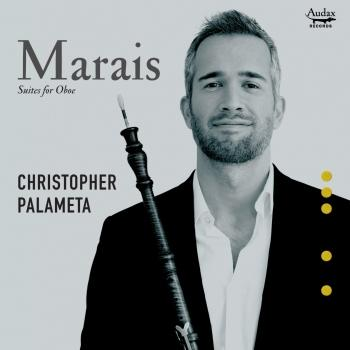Cover Marais: Suites for Oboe