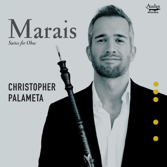 Cover Marais: Suites for Oboe
