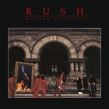 Cover Moving Pictures
