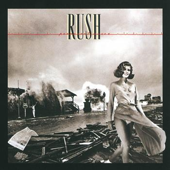 Cover Permanent Waves (40th Anniversary Remaster 2015)