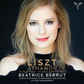 Cover Liszt: 'Athanor', Totentanz & Piano Concertos