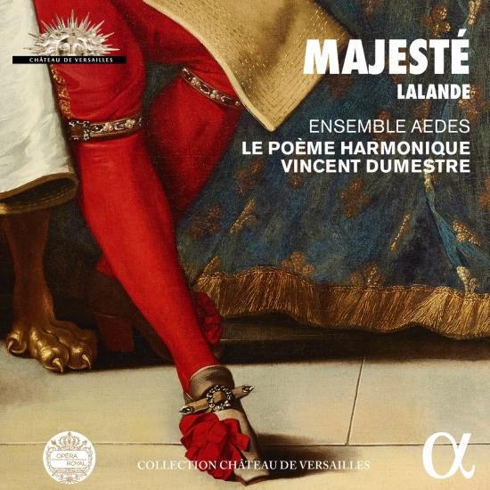 Cover Lalande: Majesté (Collection Château de Versailles)