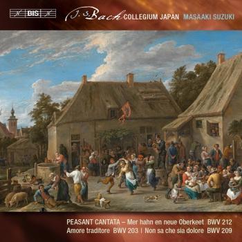 Cover J.S. Bach: Secular Cantatas, Vol. 7