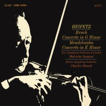 Cover Mendelssohn & Bruch: Violin Concertos