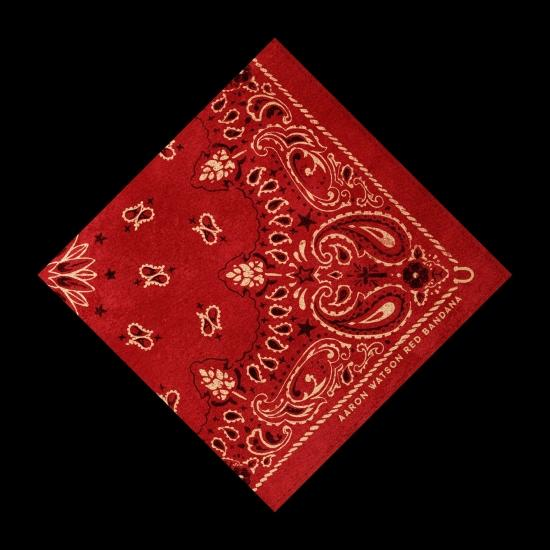 Cover Red Bandana