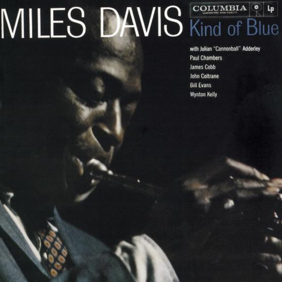 Cover Kind Of Blue