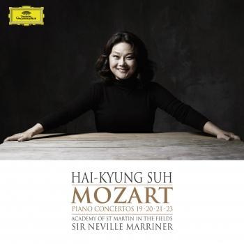 Cover Mozart: Piano Concertos 19, 20, 21, 23