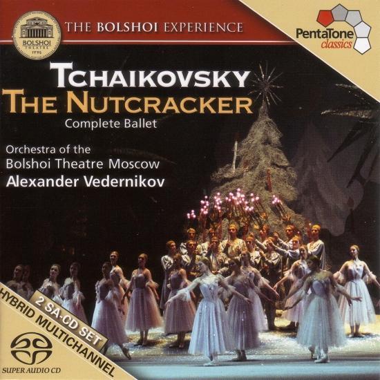 Cover Tchaikovsky: The Nutcracker