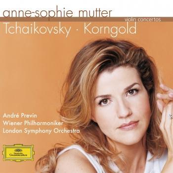 Cover Tchaikovsky / Korngold: Violin Concertos