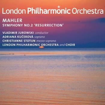 Cover Mahler Symphony No. 2, Resurrection
