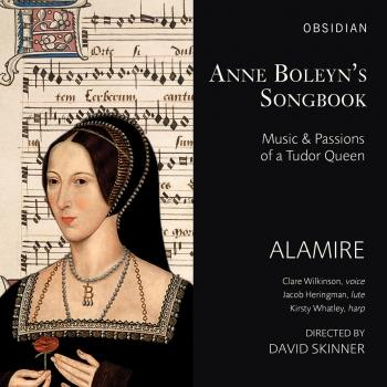 Cover Anne Boleyn's Songbook: Music & Passions of a Tudor Queen