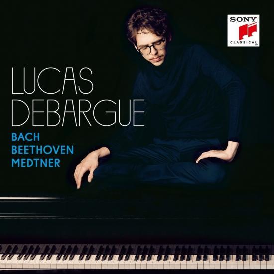 Cover Bach, Beethoven, Medtner