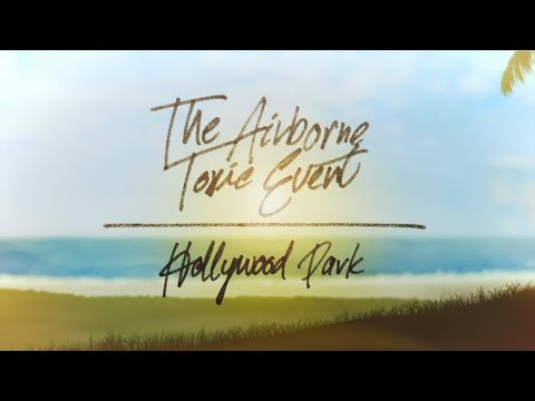 Video The Airborne Toxic Event - Hollywood Park