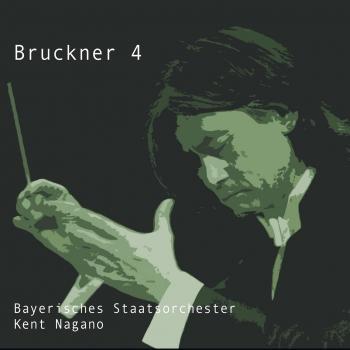 Cover Bruckner: Symphonie Nr. 4
