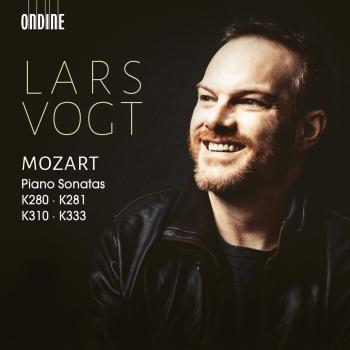 Cover Mozart: Piano Sonatas K280, K281, K310 & K333