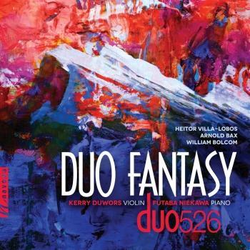 Cover Duo Fantasy