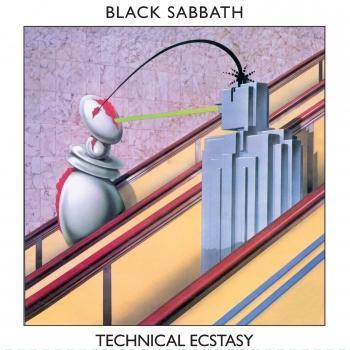 Cover Technical Ecstasy (2021 - Remaster)