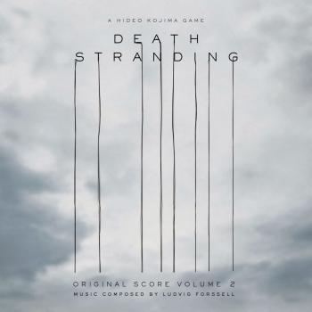 Cover Death Stranding (Original Score Volume 2)