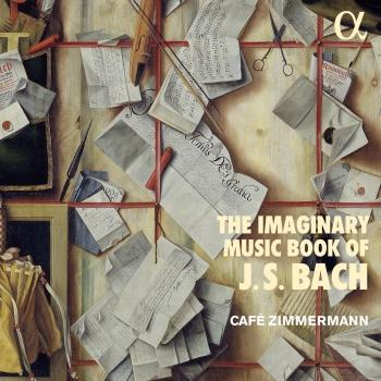 Cover The Imaginary Music Book of J.S. Bach