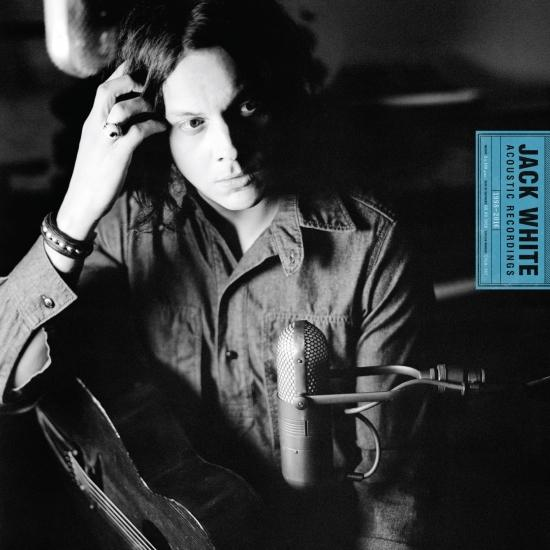 Cover Jack White Acoustic Recordings 1998 - 2016 (Remastered)