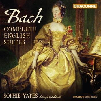 Cover Bach: Complete English Suites
