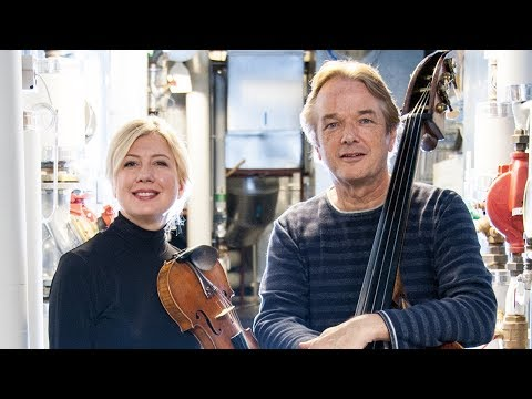 Video Duos for violin and double bass - Elina Vähälä & Niek de Groot