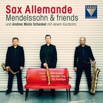 Cover Mendelssohn: Lieder ohne Worte