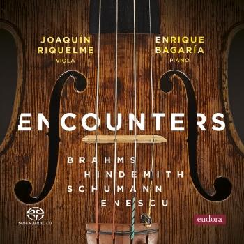 Cover Encounters - Music for Viola and Piano