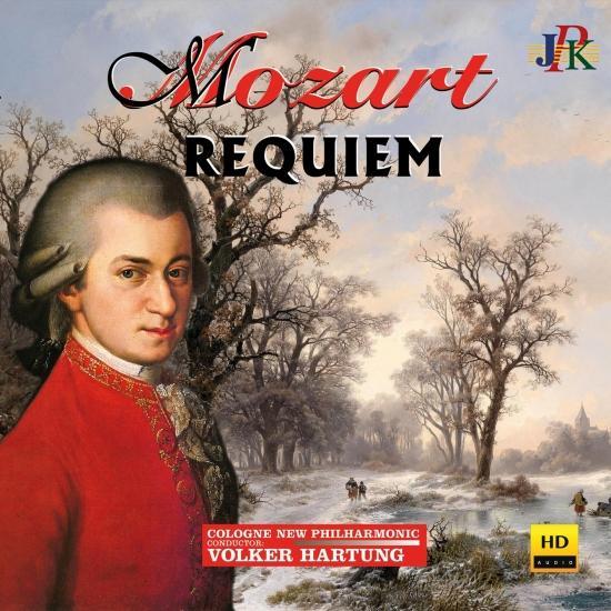 Cover Mozart: Requiem in D Minor, K. 626